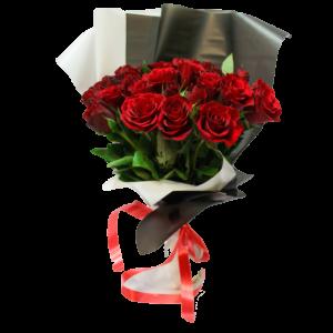 Букет 25 роз