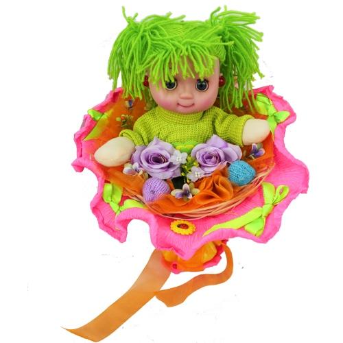 Букет Кукла