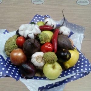 Букет Овощное счастье