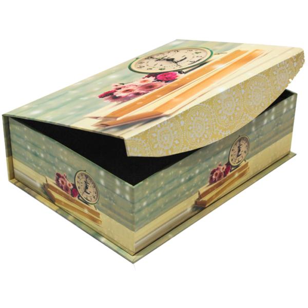 Подарочная коробка на магните