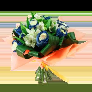 Букет Синяя роза