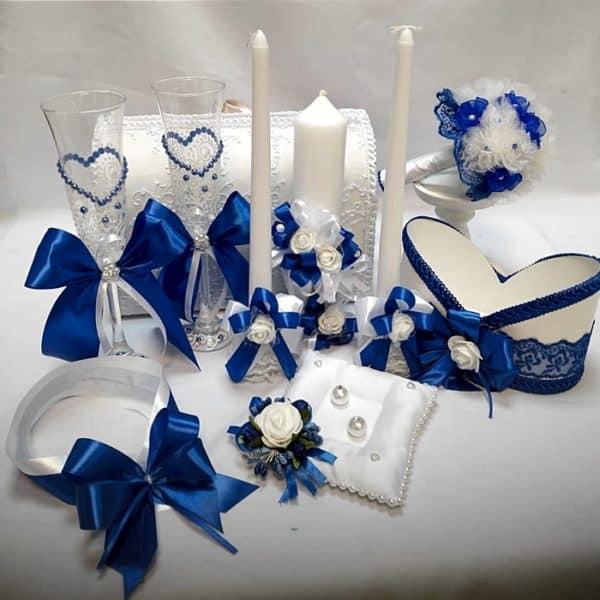 Свадебные украшения №1
