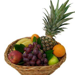 korzina s fruktami . 1760 r