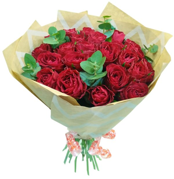 Букет из 31 розы