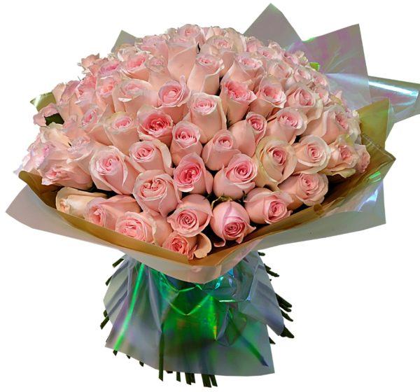 buket iz 51 rozy
